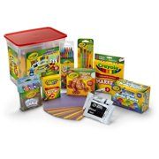 Crayola Colossal Creativity Tub, Art and Craft Supplies, Gift, 90 Pieces