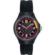 c0c25854fcc Scuderia Pit Crew Silicone Mens Watch 0840006