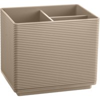 Mainstays Soft Touch Grey Organizer, 1 Each