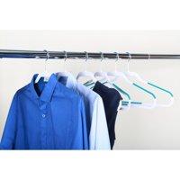 Mainstays Slim Grip Hangers, Pack of 10