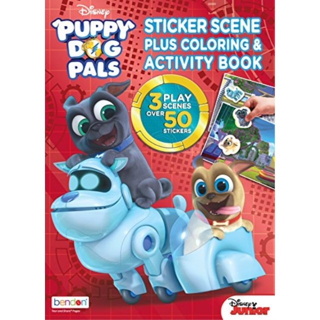 224-Page Coloring and Activity Book with Over 30 Stickers Bendon Dreamworks Trolls Troll Power