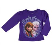 Frozen - Family Forever Toddler Long Sleeve