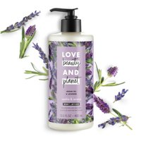 Love Beauty And Planet Argan Oil & Lavender Body Lotion Soothe & Serene 13.5 oz