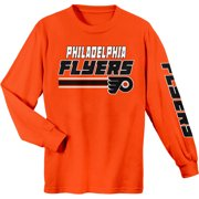 c494030b2 Youth Orange Philadelphia Flyers Long Sleeve T-Shirt