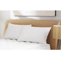 "Mainstays 100% Microfiber Pillow Twin Pack in 20"" x 26"""