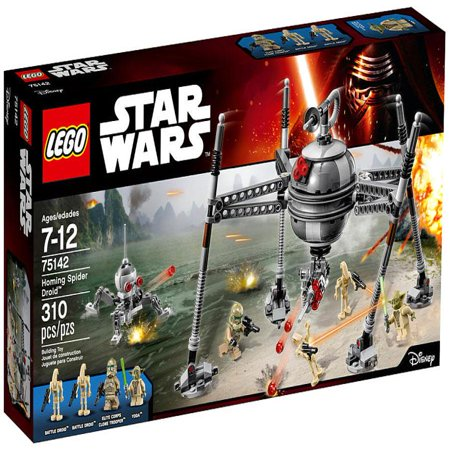 Star Wars The Force Awakens Homing Spider Droid Set LEGO (Lego Star Wars The Force Awakens Prologue)