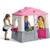 Step2 Neat and Tidy Cottage Playhouse, Pink