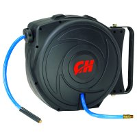 Campbell Hausfeld Retractable Hose Reel, 50 ft Air Hose (PA500400AV)