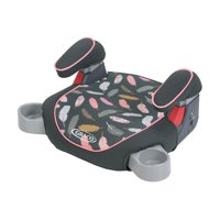 Graco TurboBooster Backless Booster Car Seat, Feather
