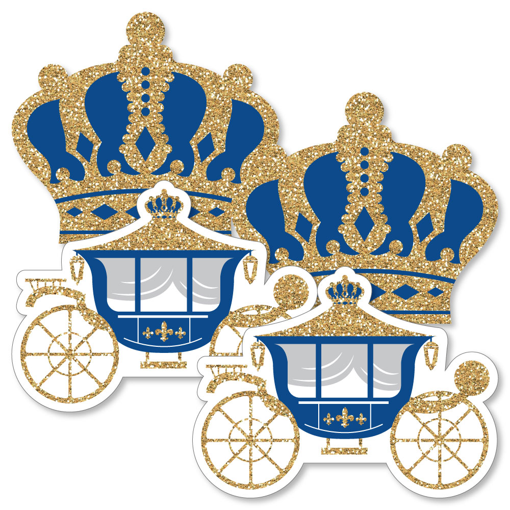 Royal Prince Baby Shower Supplies