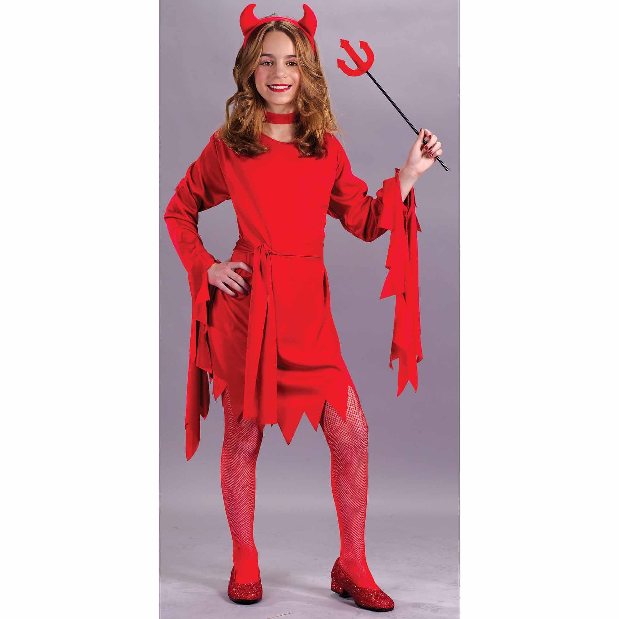 Kids devil halloween costumes pity, that