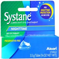 Systane Nighttime Lubricant Eye Ointment 3.50 g (Pack of 4)
