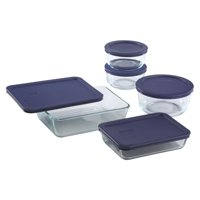 Pyrex Simply Store 10-piece Set