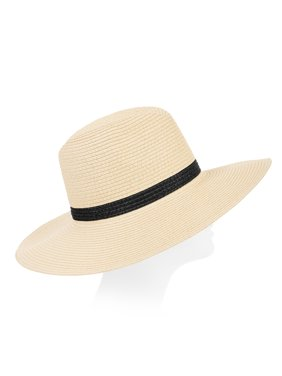 Eliza May Rose Women's Two Color Continental Sunhat