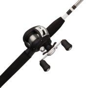 Shakespeare Alpha Low Profile Baitcast Reel and Fishing Rod Combo