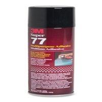 3M 7.3 oz SUPER 77 SPRAY Glue Adhesive Great for Vinyl