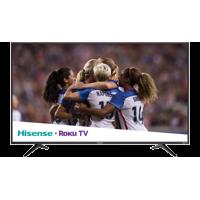 """Hisense 43"""" Class 4K Ultra HD (2160P) HDR Roku Smart LED TV (43R6E)"""