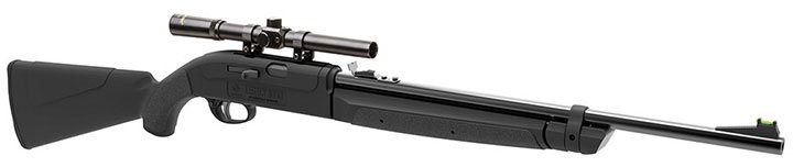 Crosman LEGACY CLGY1000KT Variable Pump Air Rifles Single Shot with scope, 1000fps