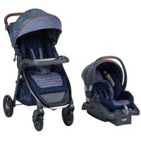 Monbebe Dash All in One Travel System, Boho