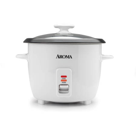 Aroma 14-Cup Rice Cooker, White (Best Rated Rice Cooker)
