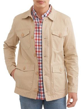 George Men's Spring Field Jacket, up to size 3XL