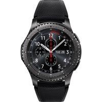 Samsung Gear S3 Frontier Smartwatch Black - SM-R760NDAAXAR