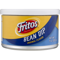 (2 Pack) Fritos Bean Dip, Original Flavor, 9 Fl Oz