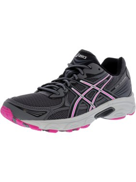 9e1920924a Product Image Asics Women s Gel-Vanisher Carbon   Black Pink Glow  Ankle-High Running Shoe -