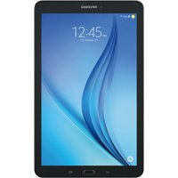 """Refurbished Samsung Galaxy Tab E with WiFi 9.6"""" Touchscreen Tablet PC Featuring Android 5.1 (Lollipop) Operating System"""