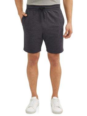 Big Men's Knit Jogger Shorts