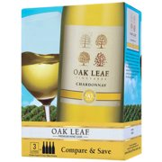 Oak Leaf Vineyards ChardonnayWine, 3 L