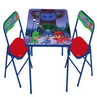 Disney PJ Masks Erasable Activity Table