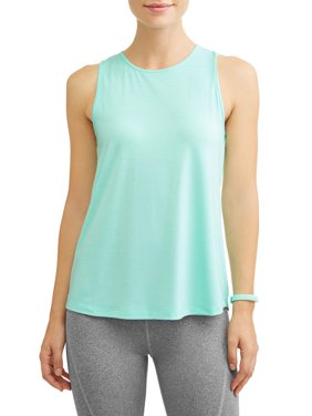 Women's Active Perforated Performance Tank Top