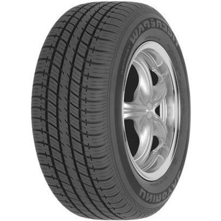 Uniroyal Tiger Paw Touring Highway Tire 225 60r16 98t Walmart Com
