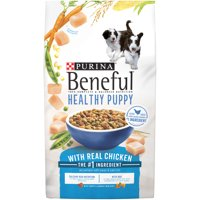Purina Beneful Healthy Puppy With Real Chicken Dry Dog Food - 3.5 lb. Bag