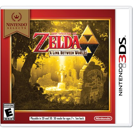 The Legend of Zelda: A Link Between Worlds (Nintendo Selects), Nintendo, Nintendo 3DS, 045496744984](Link Zelda)