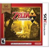 The Legend of Zelda: A Link Between Worlds (Nintendo Selects), Nintendo, Nintendo 3DS, 045496744984