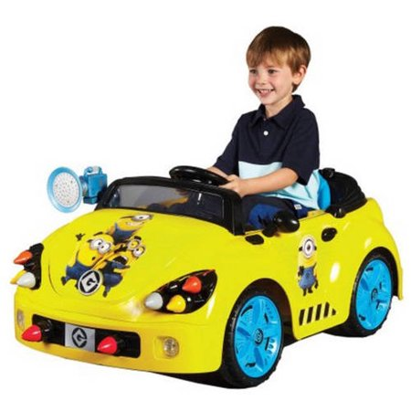 Minions Battery Powered Car 50...