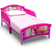 Disney Princess Plastic Toddler Bed by Delta Children