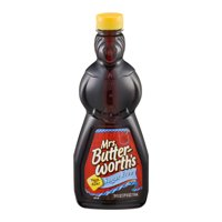 (3 Pack) Mrs. Butterworth's Sugar Free Syrup, 24 Fl Oz