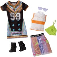Barbie Boho and Sport Athletic Trendy Fashion 2-Pack #7