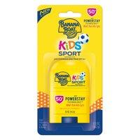 Banana Boat Kids Sport Sunscreen Stick SPF 50+, 0.5 oz