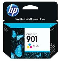 HP 901 Tri-color Original Ink Cartridge (CC656AN)