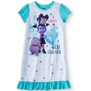 ff8f042730 Girls  Vampirina Pajama Nightgown