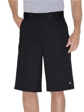 "Big Men's Loose Fit 13"" Multi-Pocket Work Short"
