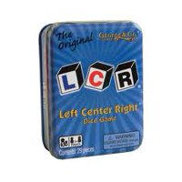 The Original LCR? Left Center Right? Dice Game