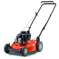 """Remington RM110 21"""" Push Gas Mower with Side Discharge and Mulching"""