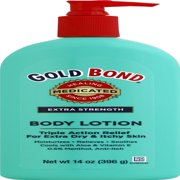 GOLD BOND® Medicated Extra Strength Body Lotion 14oz