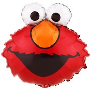 Elmo 20 Jumbo Foil Balloon Loves A Great Party Includes 1