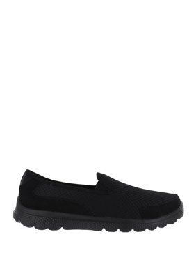 Athletic Works Women's Knit Slip on Shoe